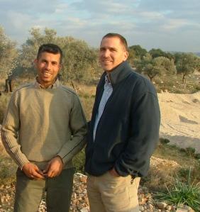 In Bil'in w/Mohammad Al Khatib