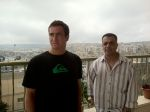Eitan with Mazen