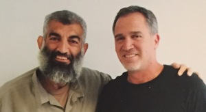 With Mufid Abdulqader in federal prison, Terre Haute, Indiana