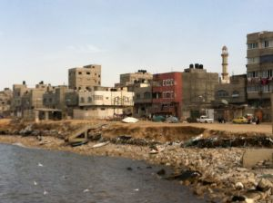 Alshati refugee camp, Gaza