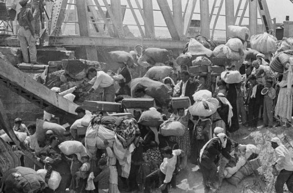 pal refugees 22 june 1967